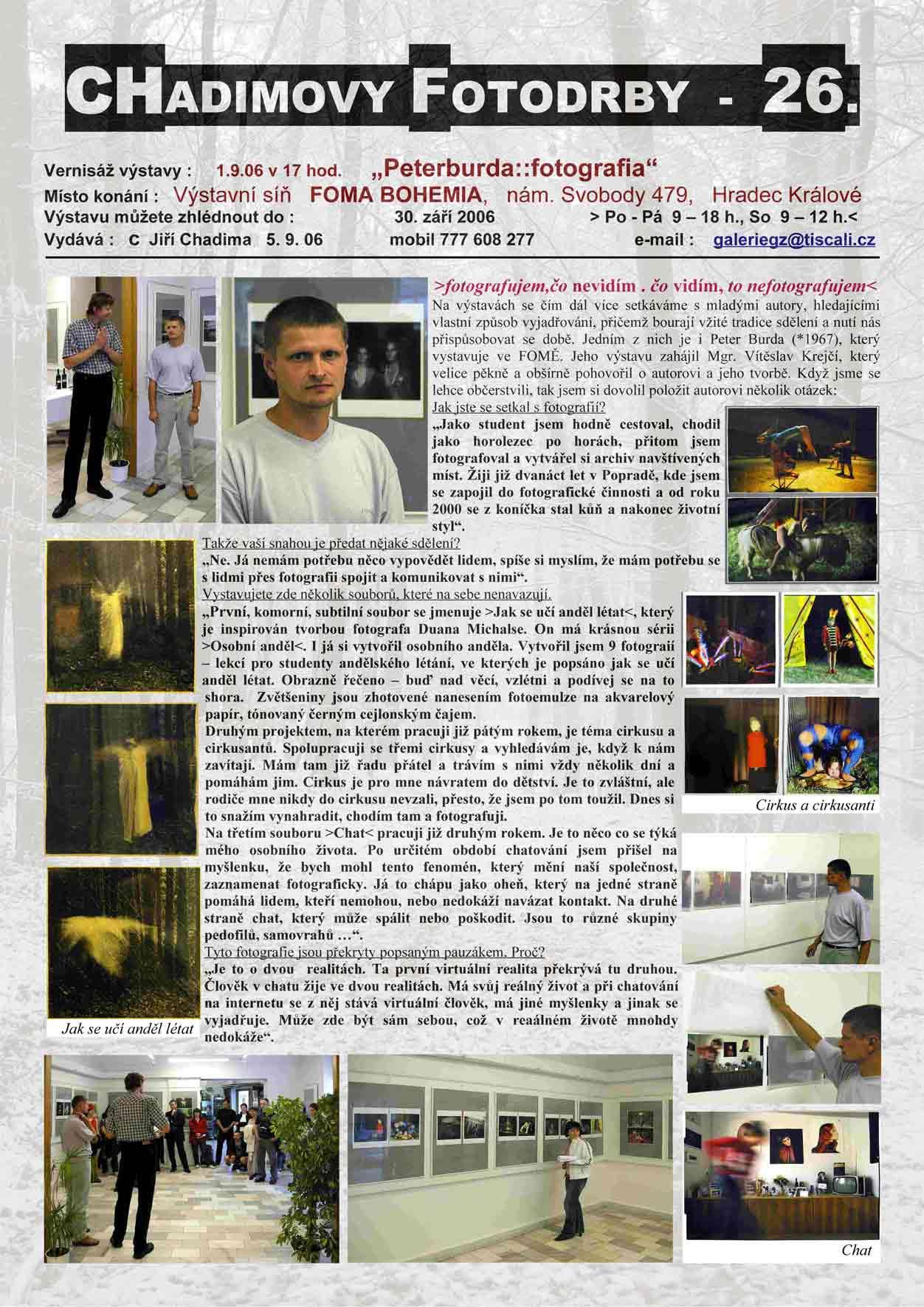 "Fotorevue 26 – ""Peterburda::fotografia"""