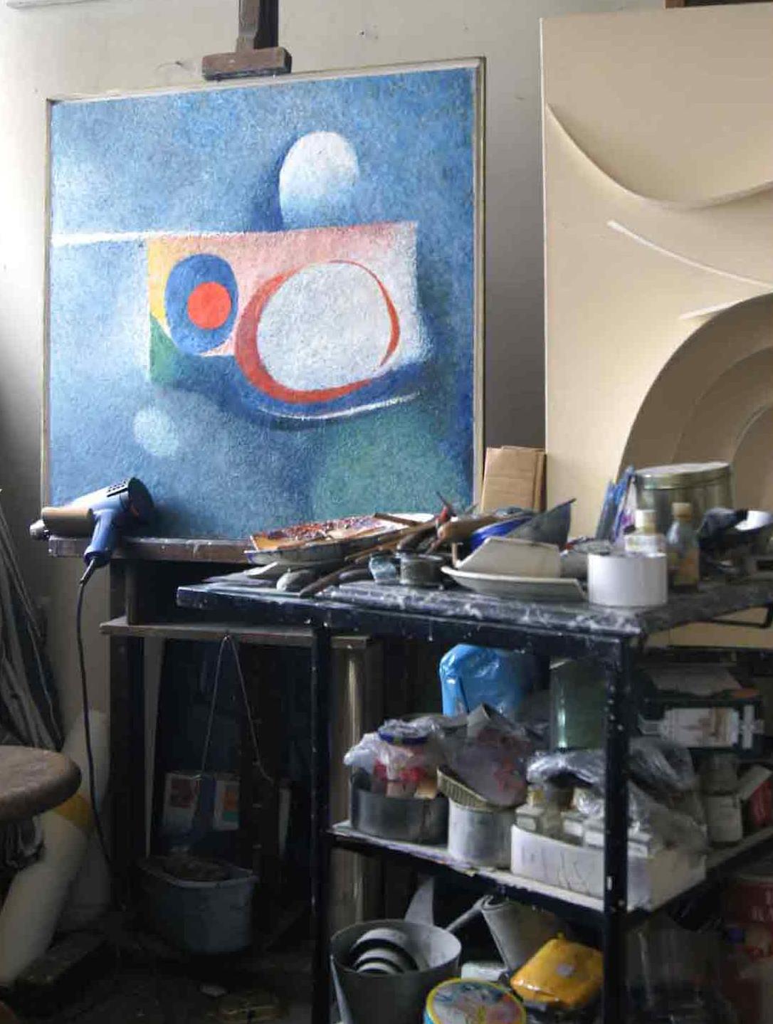 Fotorevue 291 – Návštěva v ateliéru u malíře a ilustrátora Vladimíra Rocmana