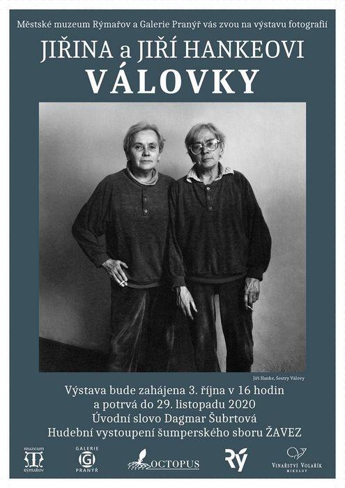 """J. a J. Hankeovi """"Válovky"""""""