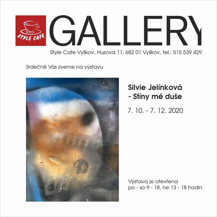 """Silvie Jelínková """"Stíny mé duše"""""""