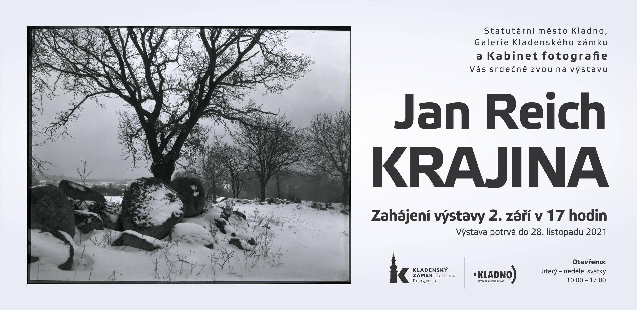Jan Reich – KRAJINA