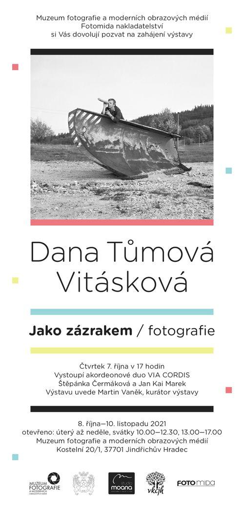 """Dana Tůmová Vitásková """"Jako zázrakem"""""""