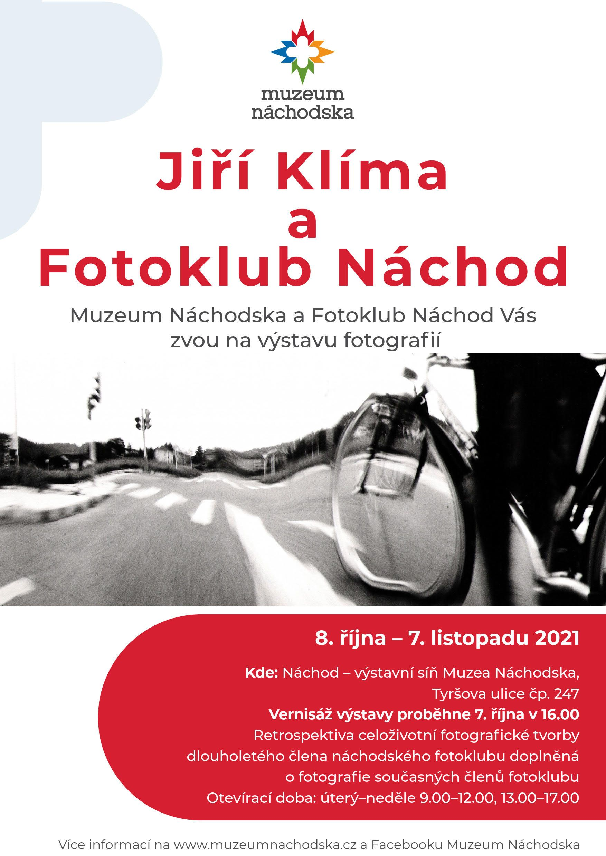 Jiří Klíma a Fotoklub Náchod